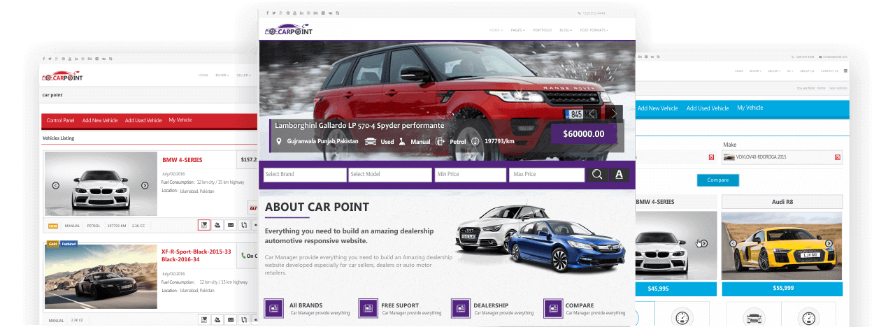 Car Point- JS Autoz Template
